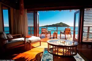fiji bungalow resorts the world s most opulent overwater bungalow getaways