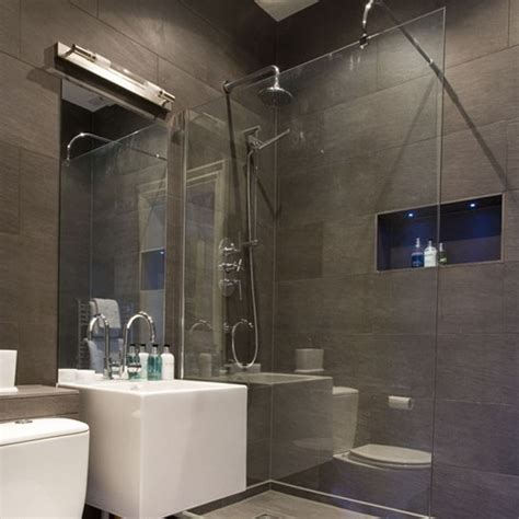 Room Bathroom Ideas by Grey Tile Bathroom Ideas Home Garden Design