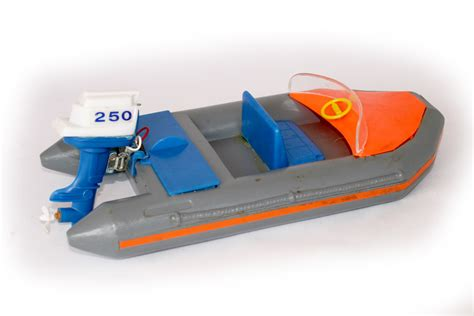 toy inflatable boat marx toys c craft inflatable boat spa cottage collectables