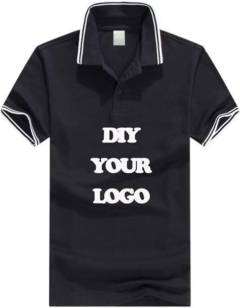 design a polo shirt logo 100 180g pique cotton men polo shirt personalized logo
