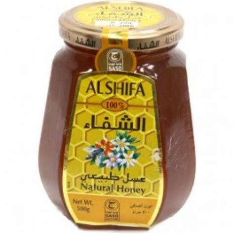 Al Shifa Sidr Honey 500 G al shifa honey 500g jams jelly cheese