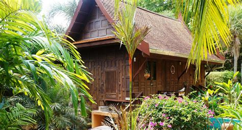 tropical house thai tropical house great for budget travelers good time resort koh mak