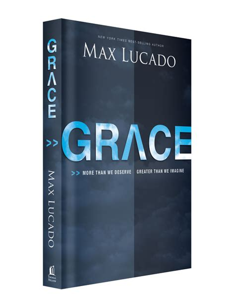 carried by grace my new story books grace max lucado book church media outreach marketing