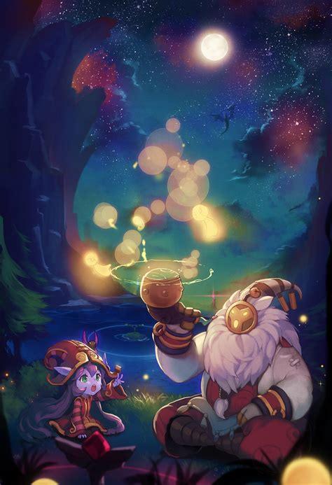 lulu league  legends fanart zerochan anime image board