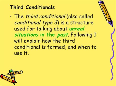 quot conditionals conditionals