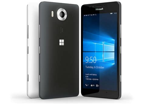 Microsoft Lumia 950 Dual Sim smartphone microsoft lumia 950 dual sim 32gb