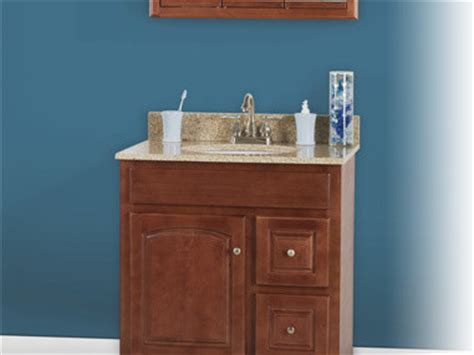 rta vanity cabinets williamsburg series bathroom