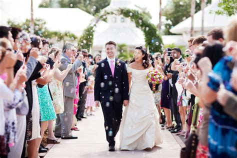 Wedding Podcast Tosses Out Wedding Planning Advice by Home Disney Wedding Podcast