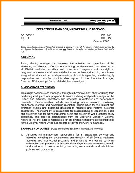 General Objectives For Resumes by 5 General Objective Resume Fancy Resume