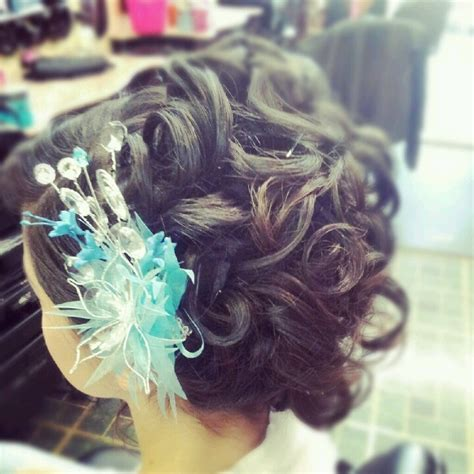 Quinceanera Updo Hairstyles by Quinceanera Quince 241 Era Updos