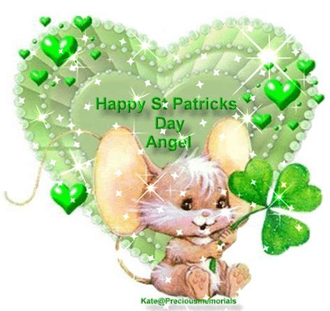 happy birthday on st s day clip happy st s day pictures photos and images for and