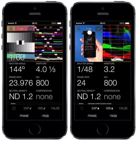 Best Light Meter App by Cine Meter Ii Might Be The App That Can Actually