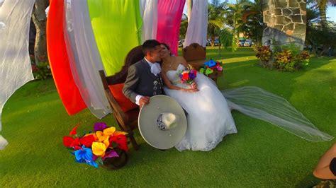 decoraci 243 n mexicana para boda 193 lvarez