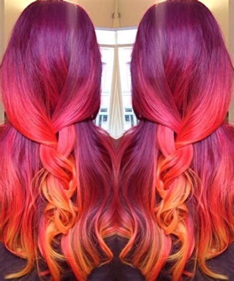 mermaid colored hair 40 amazing ideas for mermaid hair my new hairstyles