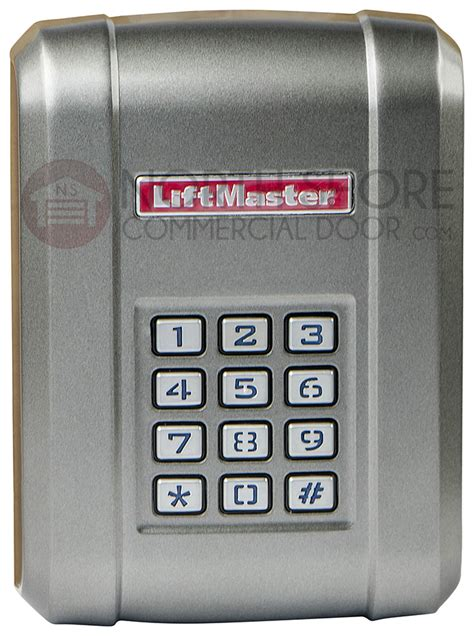 Garage Door Opener Keypad Liftmaster Liftmaster Kpw250 Garage Door Opener Keypad