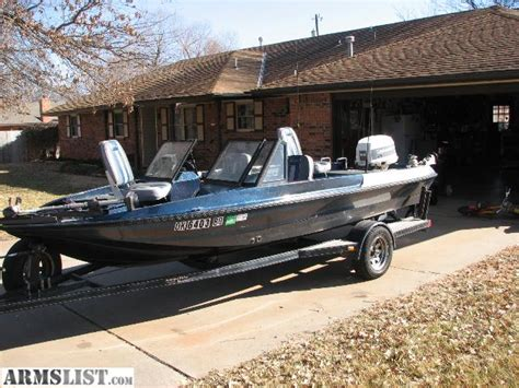 crappie fishing boat accessories armslist for sale crappie master fishing boat