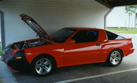 Chrysler Conquest Tsi Specs 1989 Chrysler Conquest Pictures Cargurus
