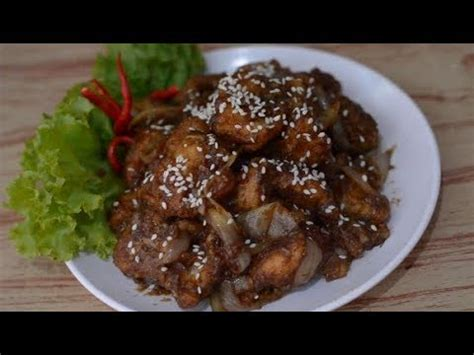Chicken Katsu Teriyaki resep chicken katsu teriyaki ayam teriyaki