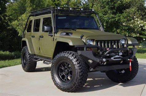 Pimped Out Jeeps Awesome Jeep Out Trucks
