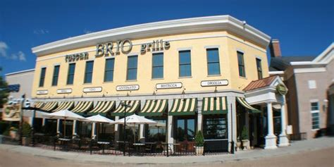 brio fashion place brio tuscan grille at polaris fashion place weddings