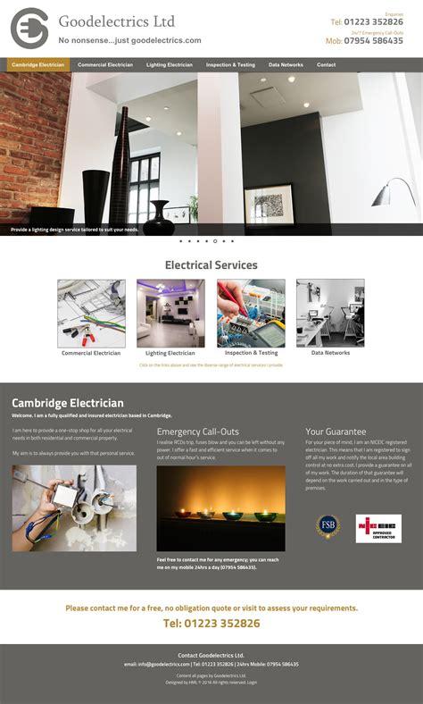 design portfolio creation engineering ltd good electrics hml uk ltd
