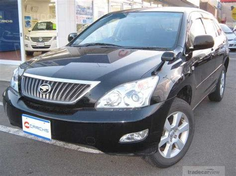 used toyota harrier picture image be forward japan used cars autos post