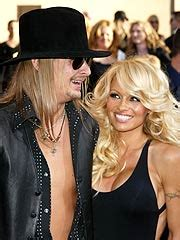 Kid Rock Was Of The Year While Pam Partied by Pam Kid Rock To Wed Marriage Kid Rock