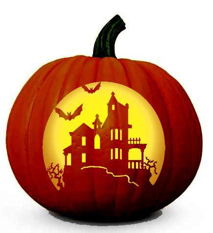 pumpkin pattern haunted house haunted house pattern free scary halloween pumpkin
