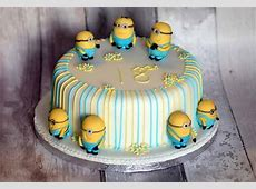 Despicable Cakes: 15 Tempting Minion Cake Designs Ideas For Decorating A Cake For Christmas