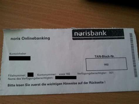 deutsche bank block aktivieren onlinebanking bei der norisbank so funktioniert s chip