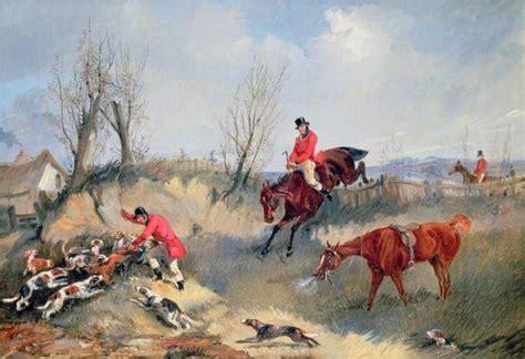 fox hunt by sam rulz samuel henry alken the kill fox print