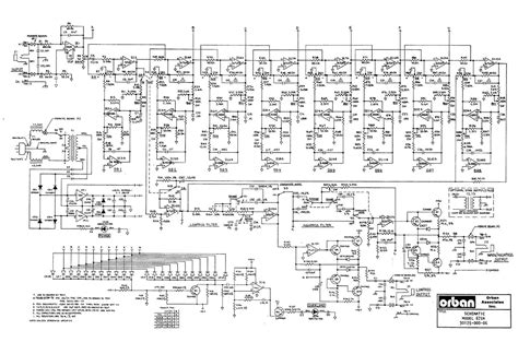Stereo Tone Parametric 500 free audio schematics outboard
