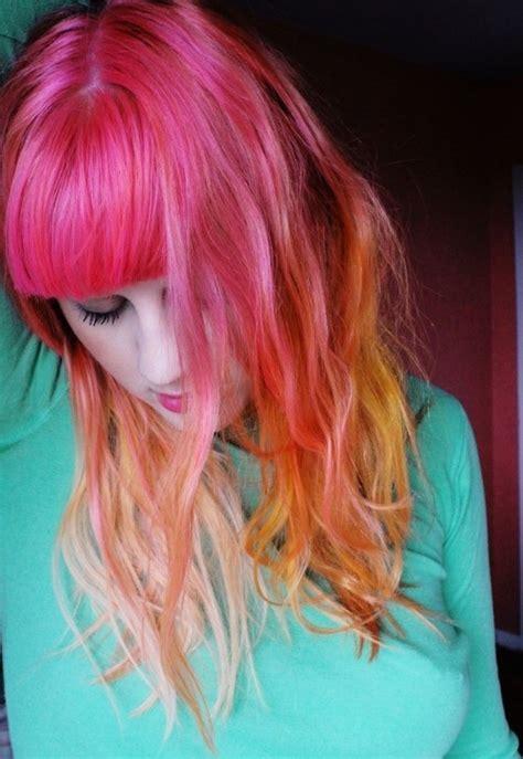 rambut ombre rambut keren trend warna rambut 2015 hairstylegalleries com
