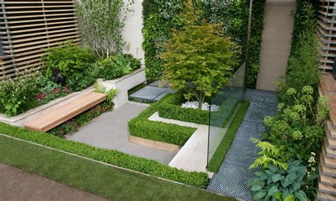 Small Contemporary Garden Ideas Contemporary Garden Designs Ideas For Small Gardens Landscaping Gardening Ideas