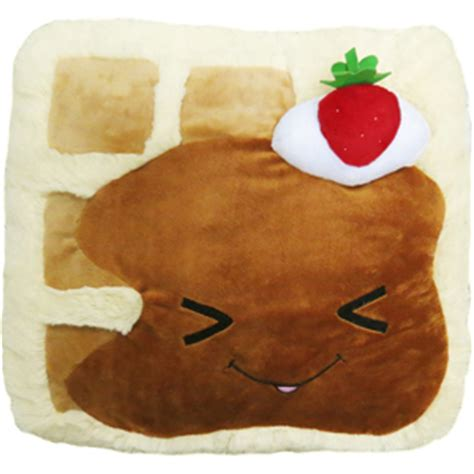 squishable comfort food toast comfort food waffle an adorable fuzzy plush to snurfle