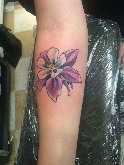 columbine tattoo 25 best columbine ideas on lilac