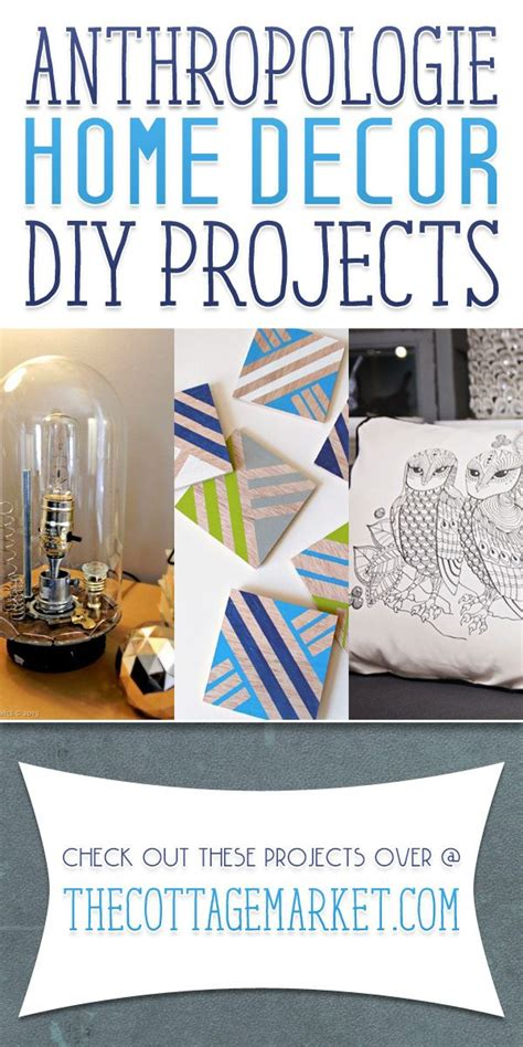 decor hacks anthropologie inspired home decor diy