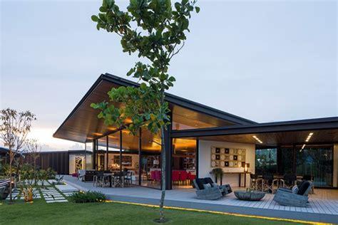Interieur Maison Simple Et Moderne by Maison En Bois De Design Moderne Au Br 233 Sil