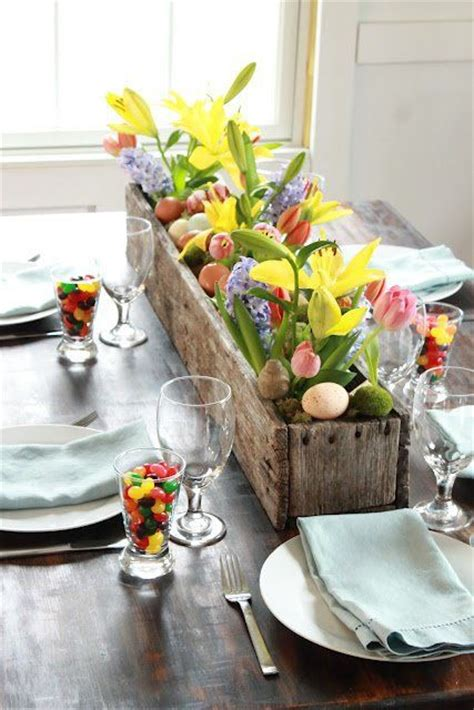 spring table decoration ideas 25 best ideas about easter decor on pinterest easter