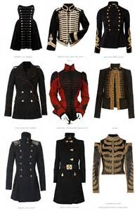 Military fall fashion themes how to update a vintage fall coat