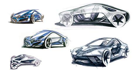 concept your design renault fly concept design sketches car body design