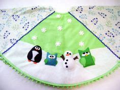 tree skirt jolly squirrel penguin owl the world s catalog of ideas