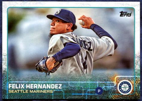 Seattle Mariners Gift Card - 2015 topps seattle mariners baseball cards team set