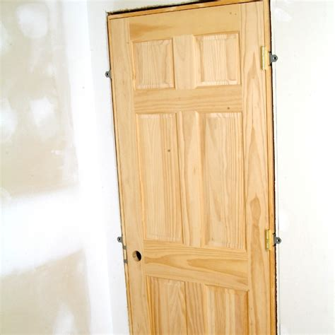 shimming a door for beginners to