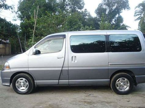 Toyota Hiace Second For Sale Philippines Toyota Grand Hiace 2010 For Sale From Cavite Adpost