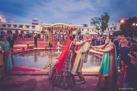 15 Romantic Wedding Venues In India