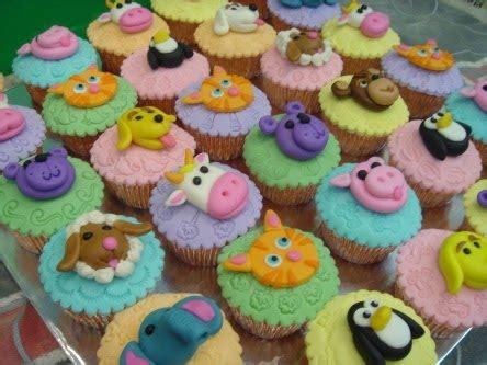 yochanas cake delight animal face cupcakes