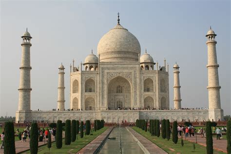 Taj Mahal Taj Mahal Is The Beautiful Of India But So Are