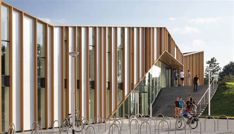 design engineer zwolle het anker community centre moederscheimmoonen architects