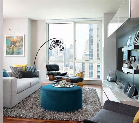 gutsy modern living room furniture   condo